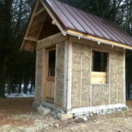 House Build Update – by Naomi Wenger